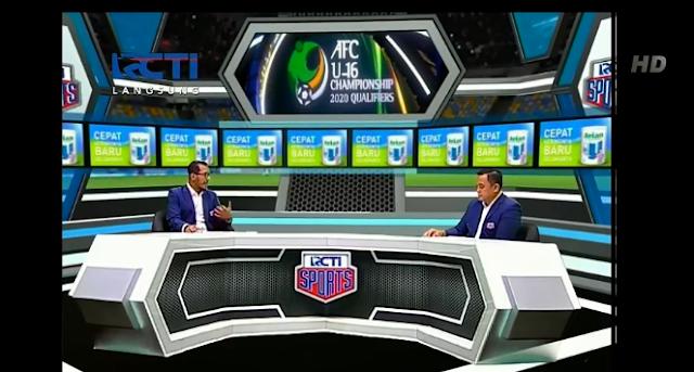 Situs Live Streaming RCTI Timnas U16 Kualifikasi AFC 2020