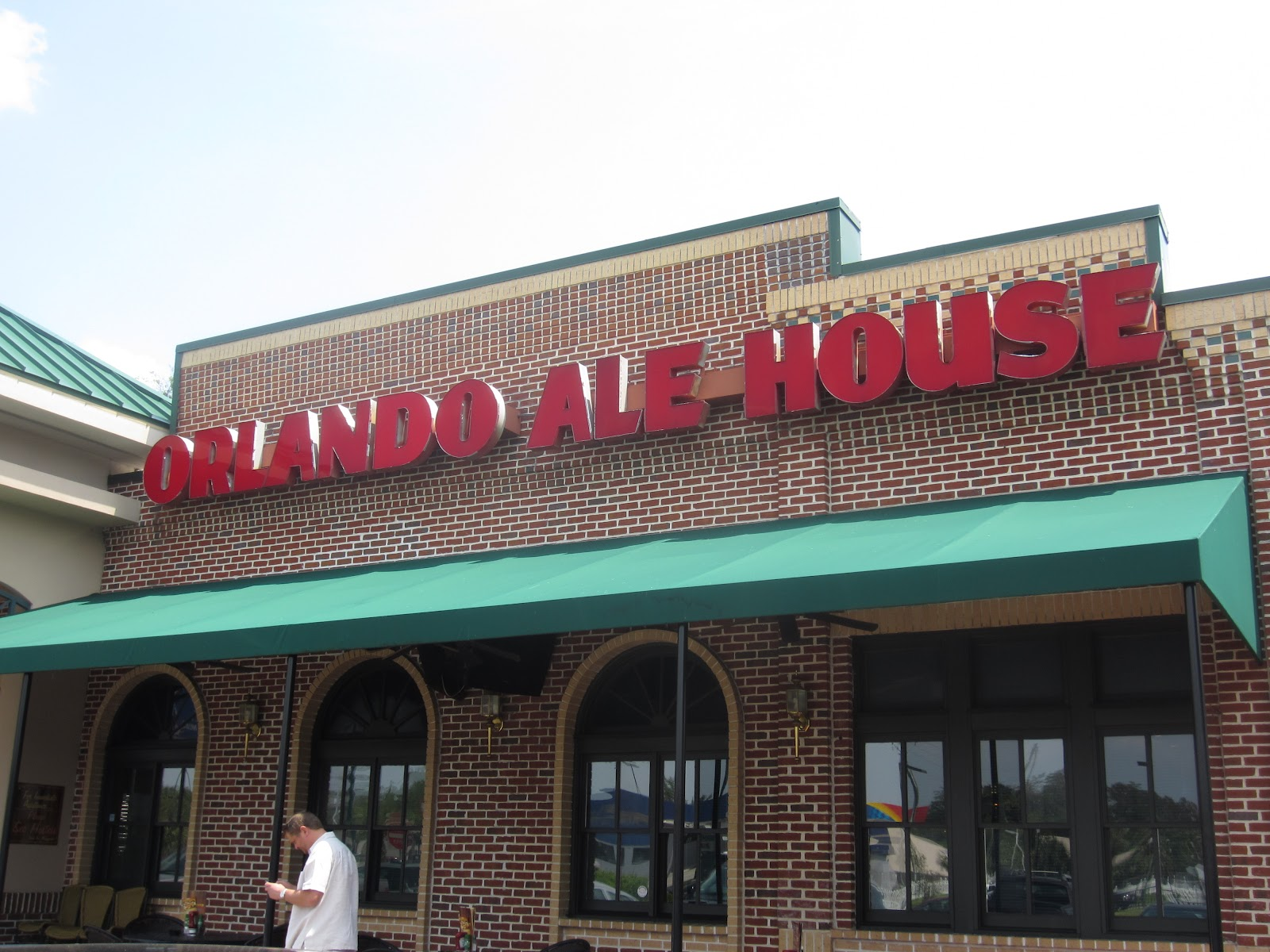 Ale House Deerfield Beach: Florida Burger Lover: Orlando Ale House