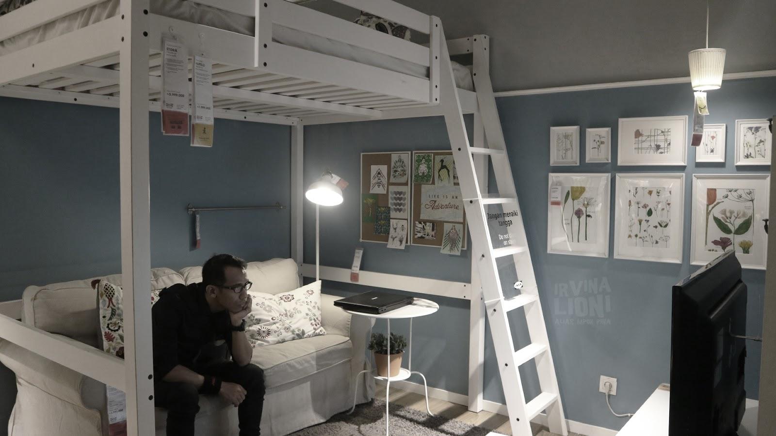 Inspirasi Interior Rumah Mungil Ala Ikea Ukuran 25 M2 Irvina Lioni Blogger Betawi Biasa Disebut Mpok Pina
