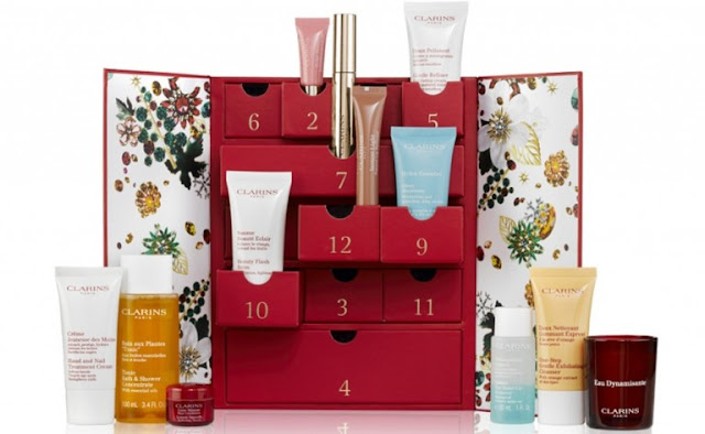 Clarins 12 Day Christmas Calendar