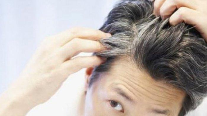 Menghilangkan Rambut Beruban