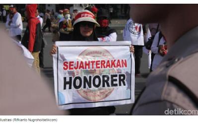 Guru Honorer Dapat Bantuan Subsidi Upah (BSU), Cek di Sini 4 Syaratnya