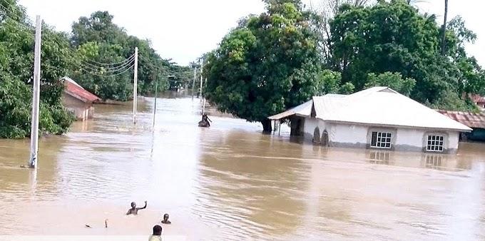 Ambaliyar Ruwa Ta Mamaye Yankuna A Jihar Adamawa