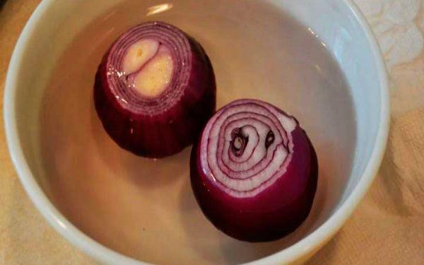 Peel 2 Onions