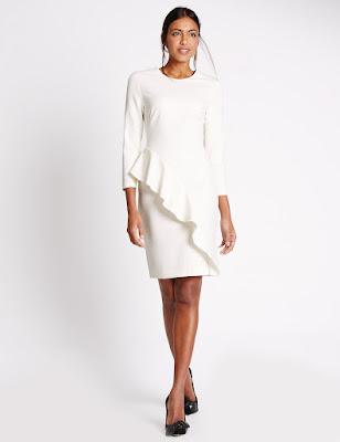 coleccion de Vestidos con manga larga