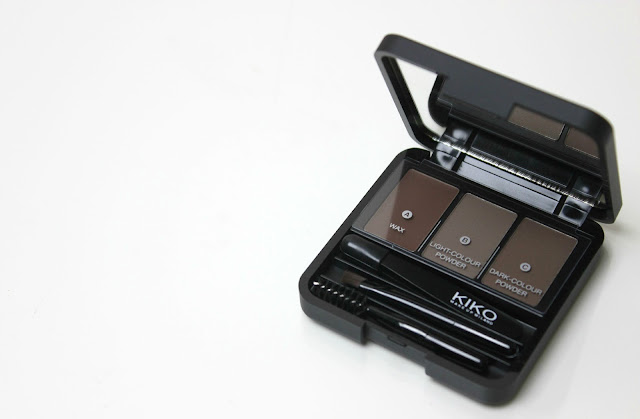 A picture of KIKO Eyebrow Expert Styling Kit