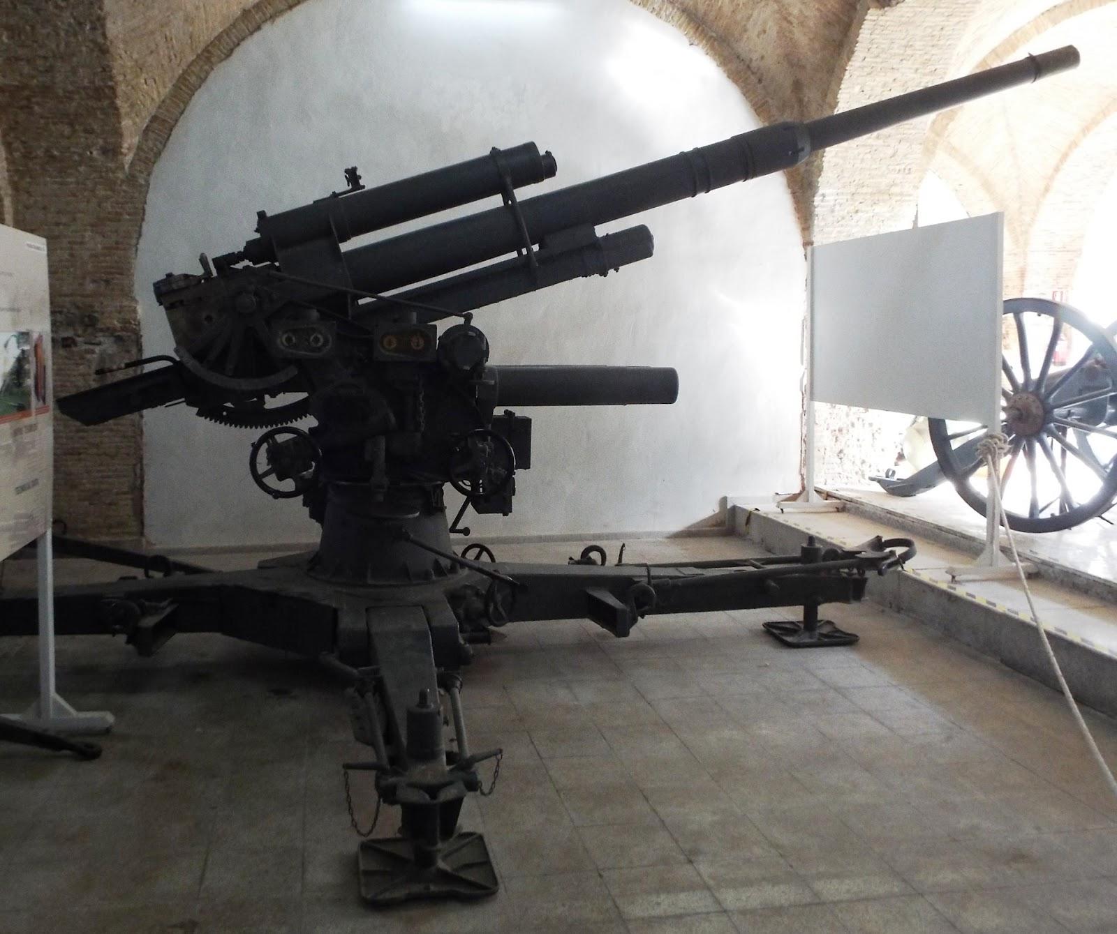 Vintage Saturday: Captured – Forgotten Weapons  |Anti Aircraft Guns Spanish Civil War