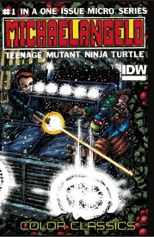 TMNT VOLUMEN 1 TALES MICHAELANGELO