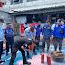 Rutan Kelas IIB Krui, Simulasi Penanggulangan Bencana