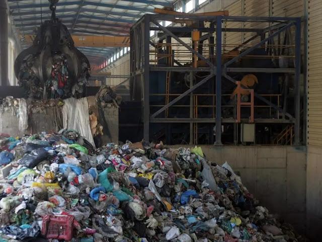 Αρχές Μάρτη οι ανακοινώσεις για την κεντρική διαχείριση των σκουπιδιών στην Περιφέρεια Πελοποννήσου.