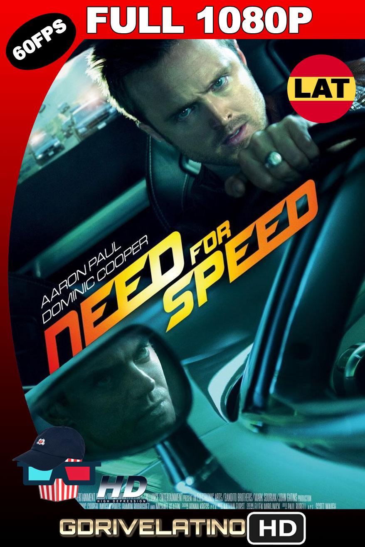Need for Speed: La Película (2014) BDRip 1080p (60 FPS) Latino-Ingles MKV