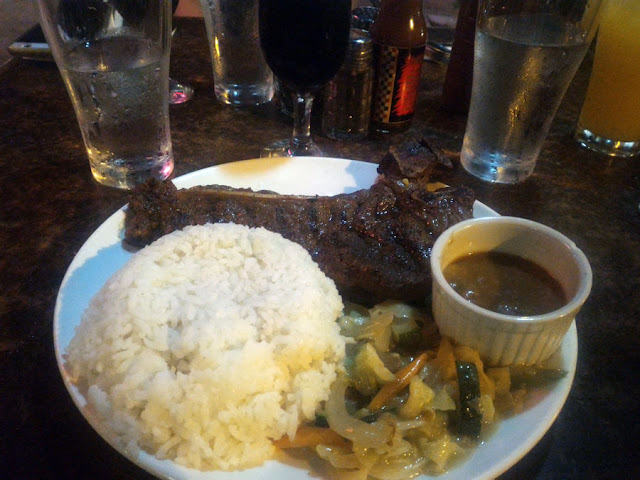 Cheap Porterhouse Steak in Subic Bay