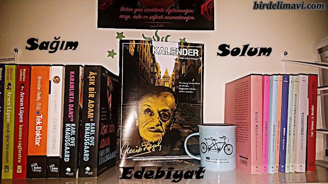 Kalender Dergisi: Sağım Solum Edebiyat