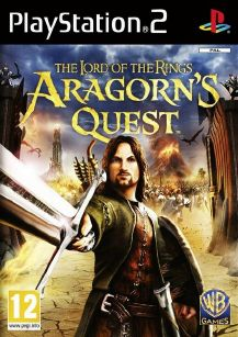 Baixar The Lord of The Rings Aragorns Quest PS2 Torrent