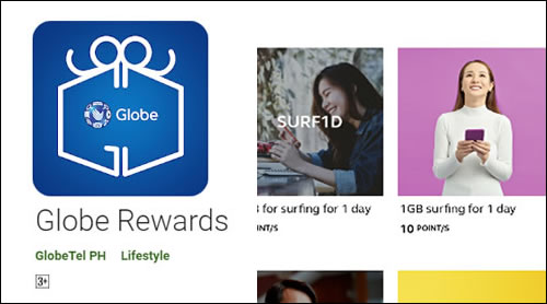 How to Redeem Globe Rewards using computer