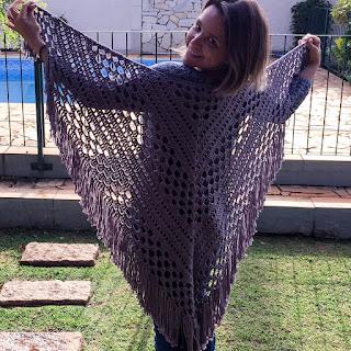 Atelie Debora Alves XALE BOHO FÁCIL E RÁPIDO DE FAZER!