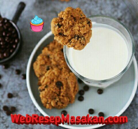 Gluten free chocochips cake, Resep Gluten Free Chocochips Cake,