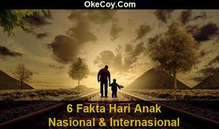 6 Fakta Hari Anak Nasional dan Internasional