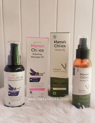 mamas choice massage oil