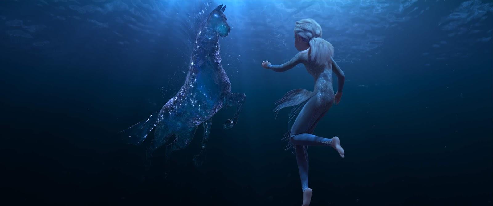 Momentos de Frozen II