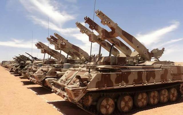 El Ejército saharaui continúa atacando sin tregua las posiciones del ejército marroquí