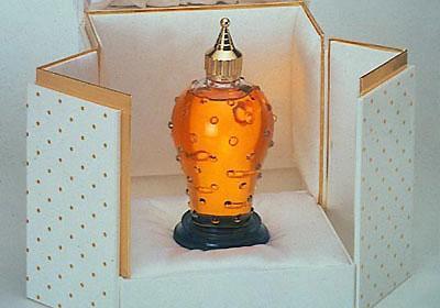 Prompt #9: Parfum Mahal