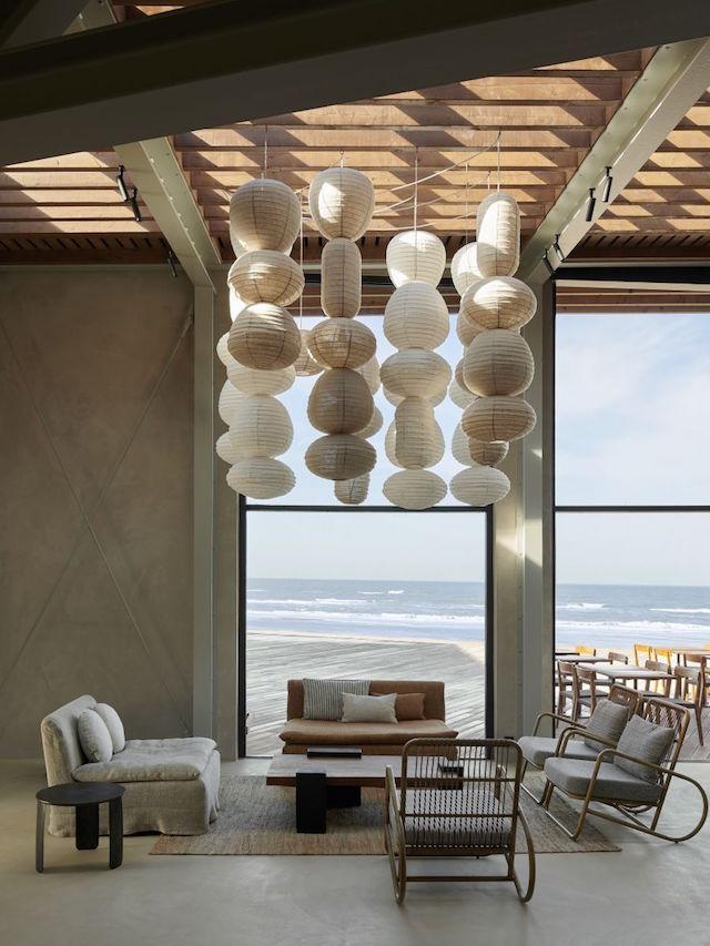 Rebubliek Bloemendaal   A Seaside Restaurant by Anne Claus Interiors