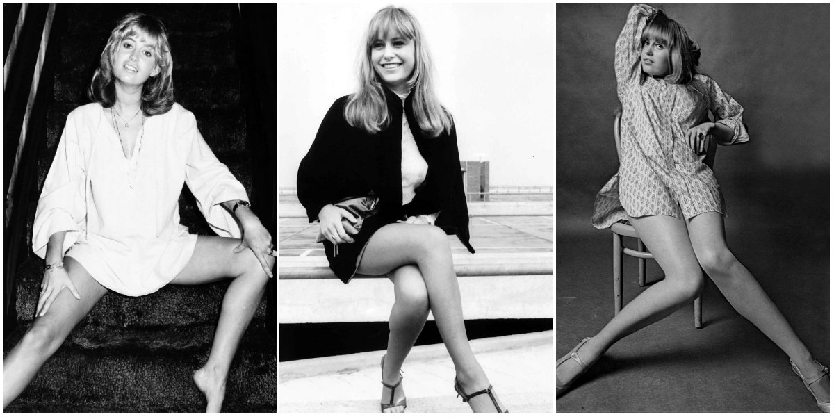 20 Stunning Black and White Photos of British Actress Susan George From the Late 1960s and Early 1970s