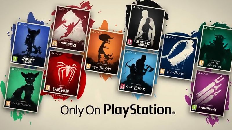Only On Playstation: Δείτε τη νέα συλλογή των exclusives της Sony