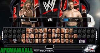 WWE SmackDown vs. RAW 2011 PSP ISO SCREENSHOT 1
