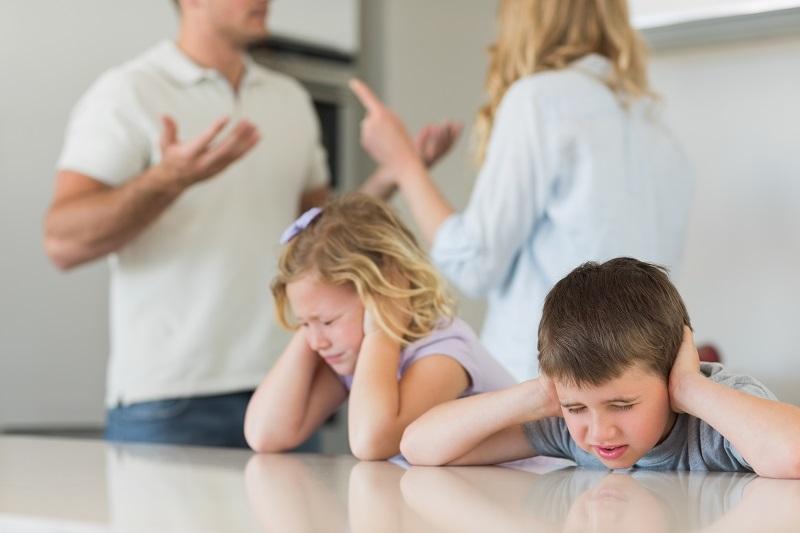 O Impacto Que um Divórcio Causa Nas Crianças