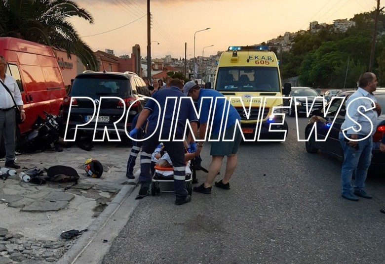 Τροχαίο σοκ στην Καβάλα με 3 νεκρούς [ΦΩΤΟ]