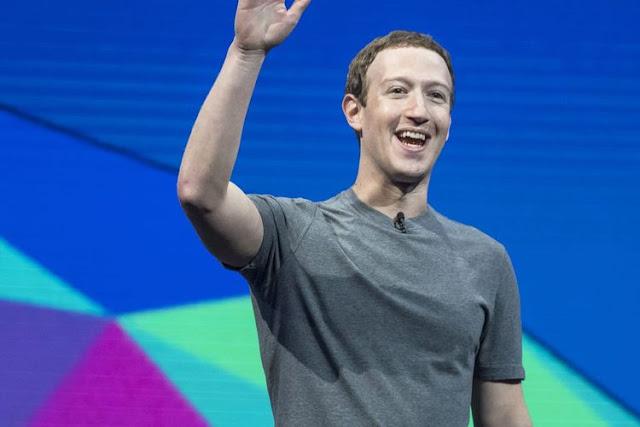 Prinsip Mark Zuckerberg Membangun Facebook Hingga Bisa Sukses