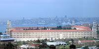 İstanbul Selimiye Kışlasının uzaktan bir görünümü