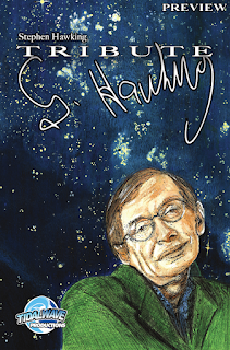 Stephen Hawking  - Cover