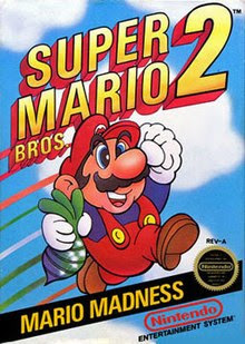 Super Mario Bros. 2 Game
