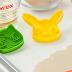 Think Geek lança cortadores de cookies no formato de Pokémons