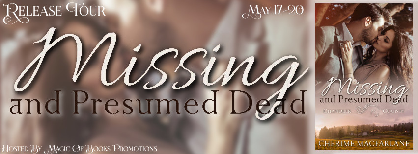 Liza Oconnor Author Missing And Presumed Dead By Cherime Macfarlane