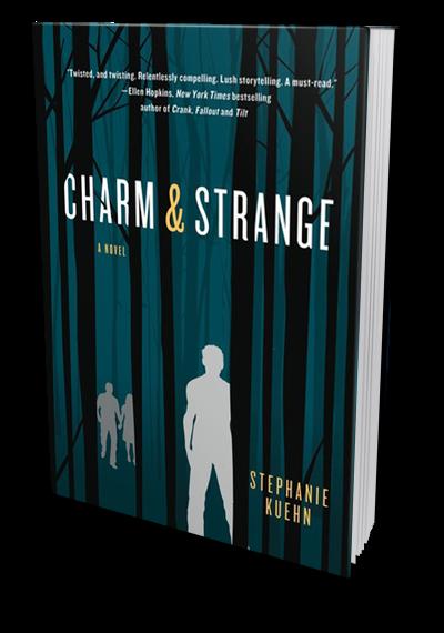 Review: Charm & Strange by Stephanie Kuehn