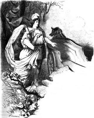 北欧神話のゲルズ