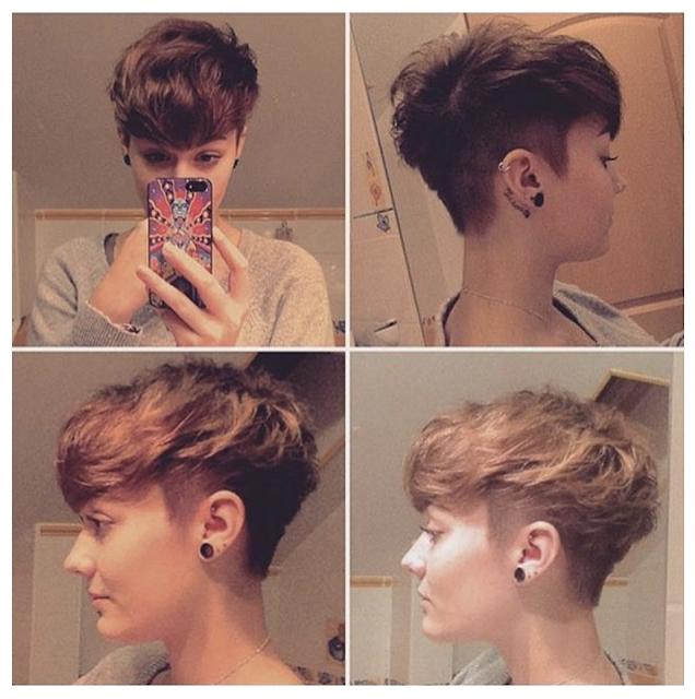 2019 haircuts short girls