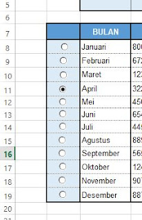 Membuat Button di Excel