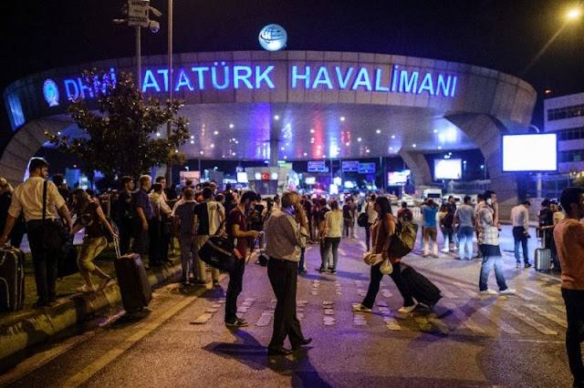 Istanbul Atatürk airport attack: Turkey declares day of mourning