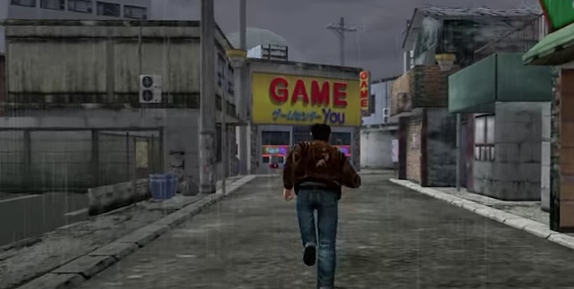SEGA anuncia Shenmue™ I & II para PS4, Xbox One y PC