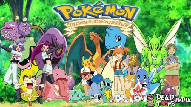Pokemon Adventure In The Orange Island Season 02
