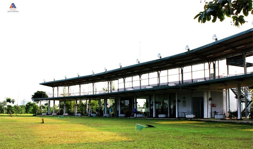 Sân Golf khu đô thị Đại học Vân Canh