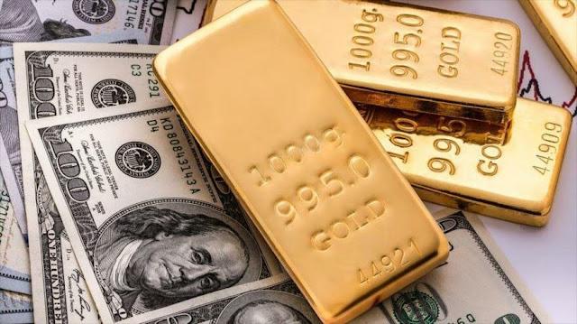 Países que compran oro para evitar chantaje de EEUU con el dólar