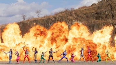 Mashin Sentai Kiramager vs Ryusoulger