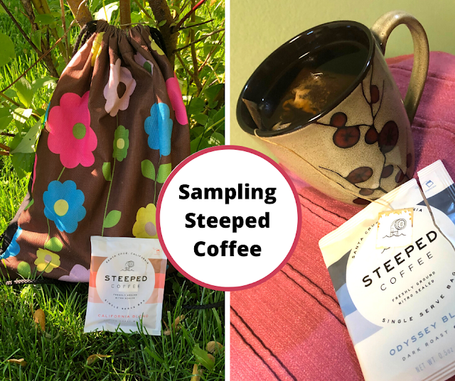 Steeped Coffee: A Delicious and Eco-Friendly Travel Solution