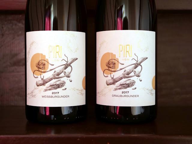 Die beiden Terroirweine von PIRI Wein.